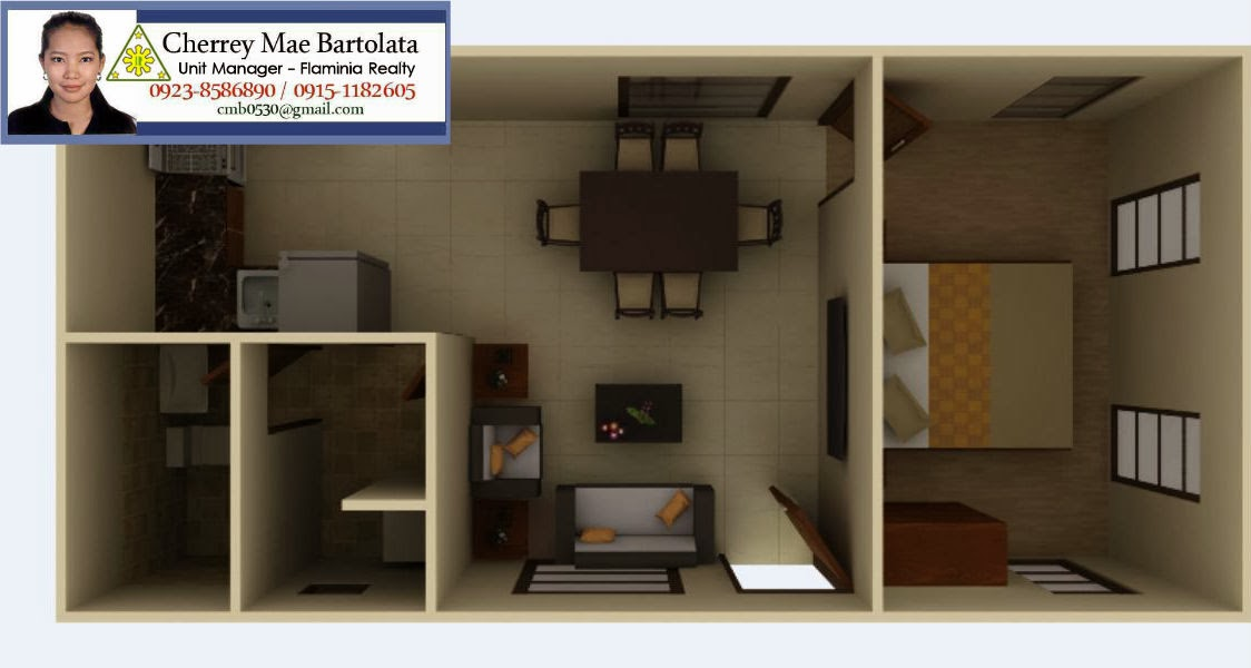preselling condominium for sale banawa cebu city studio unit the courtyards