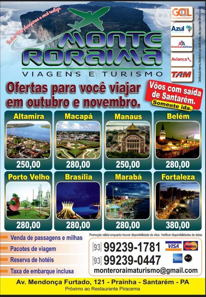 Monte Roraima Viagens e Turismo