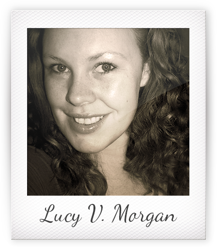 Author Photo Lucy Morgan