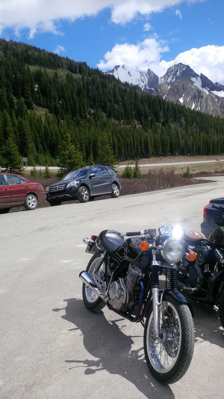 The Gb500 Experience Honda Wiring Highwood Pass Summit