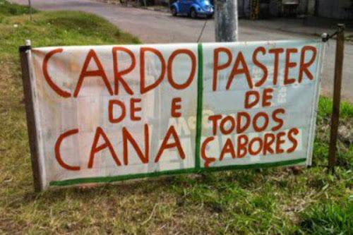 As placas mais doidas do Brasil
