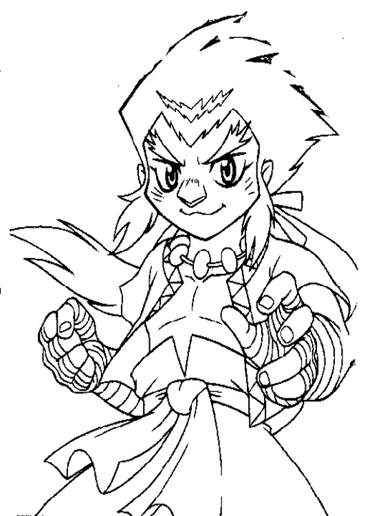 beyblade metal masters coloring pages - Beyblade Coloring Pages