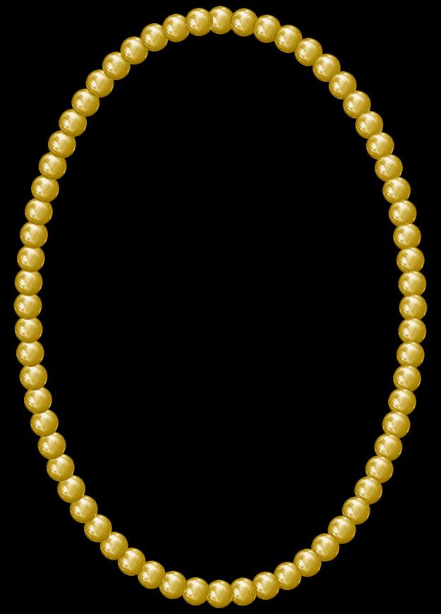ForgetMeNot: pearls frames