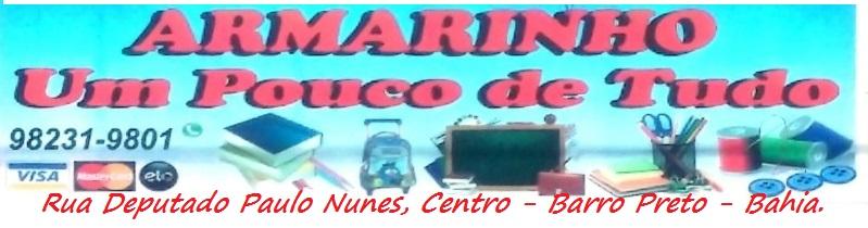 ARMARINHO UM POUCO DE TUDO