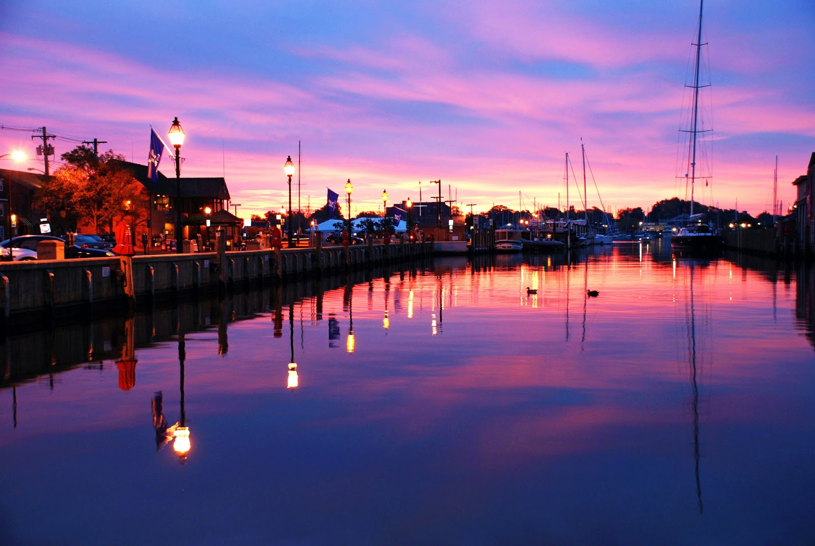 Annapolis Maryland Capital Yacht Club Autos Post