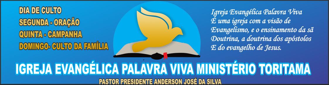 Igreja Evangélica Palavra Viva Ministério Toritama IEPVT