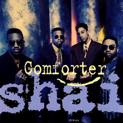 Shai - Comforter-Promo-CDS-1993