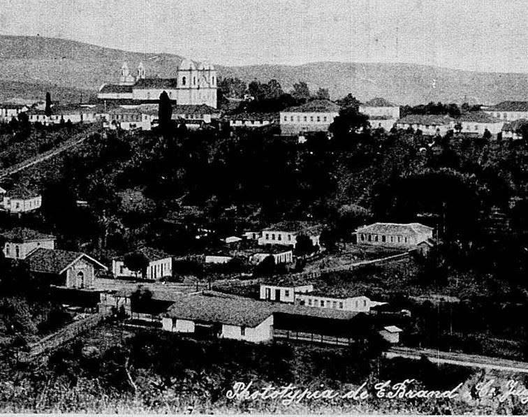 BARBACENA EM 1892