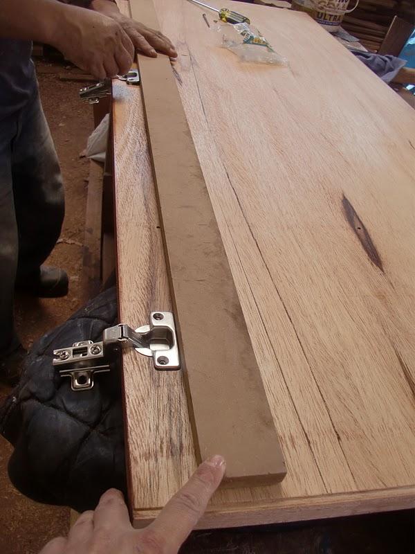 Como colocar bisagras en una caja de madera newbranch - Tipos de bisagras ...