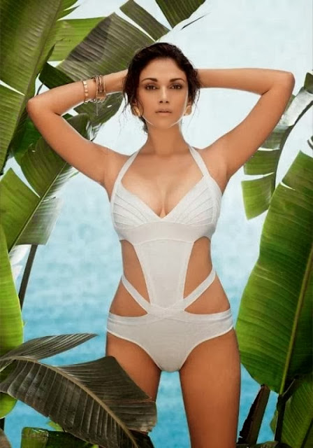 Aditi Rao Hydari in Bikini Hot