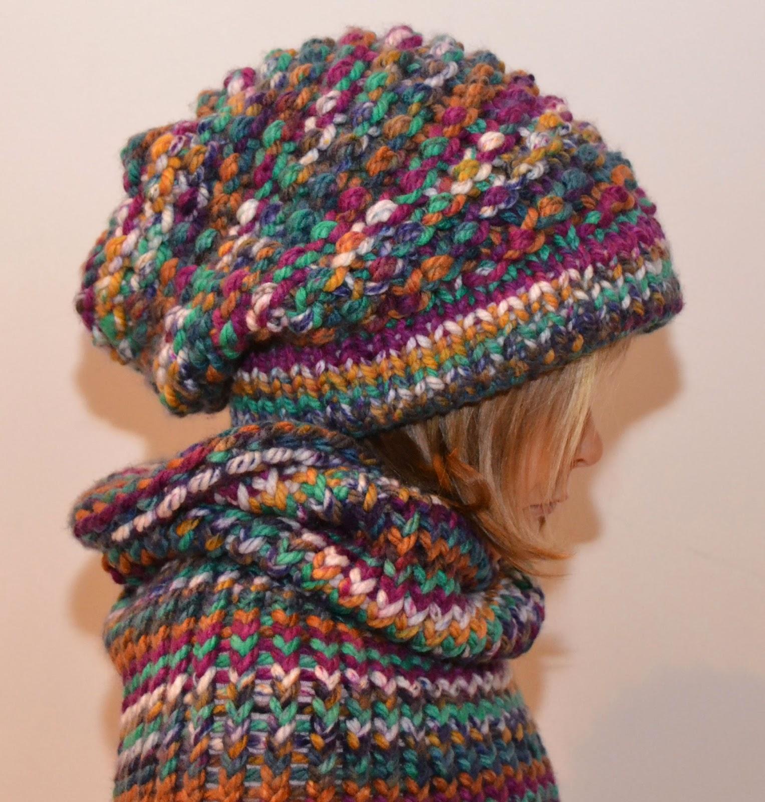 Como tejer gorro buzo a dos agujas sintele bufandas - Puntos para tejer lana ...