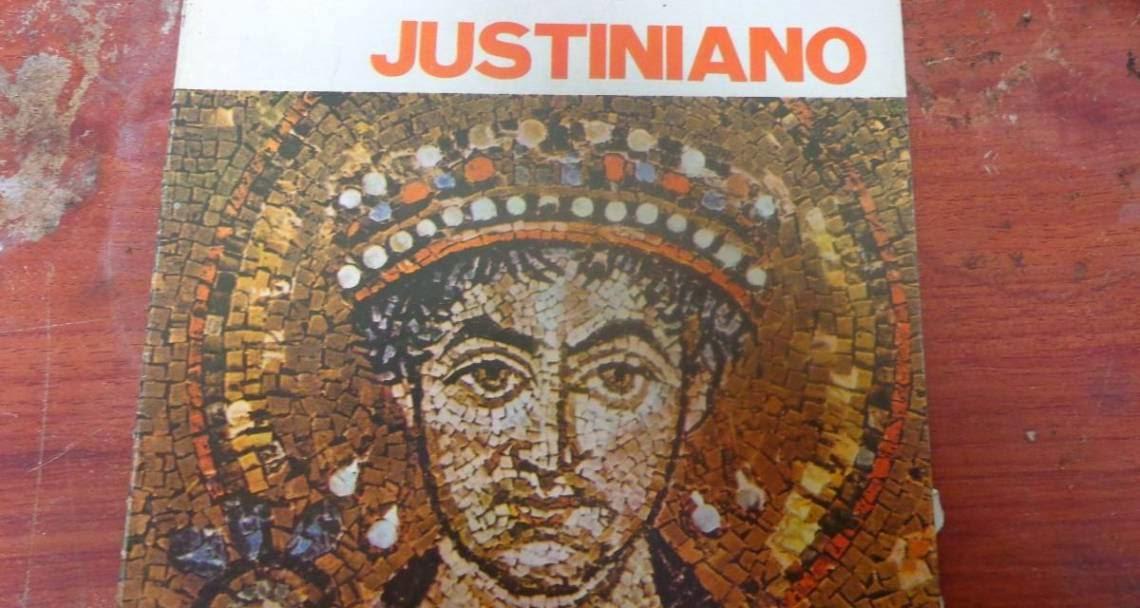 Justiniano y sus novelas