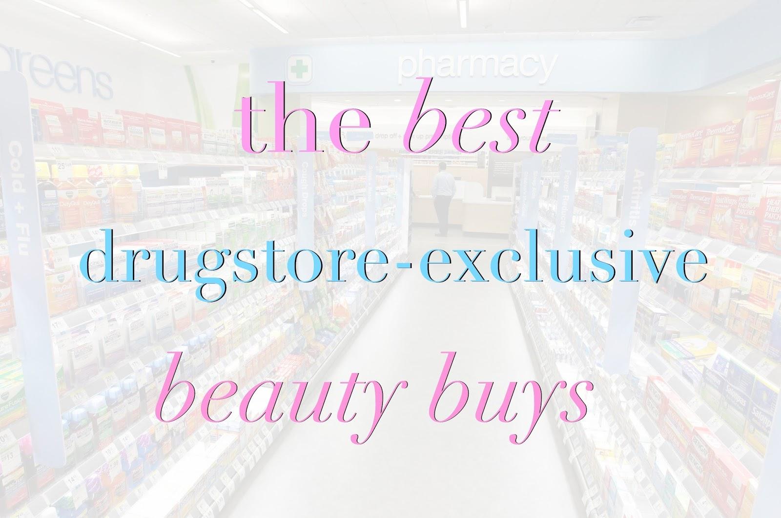 Elle Sees|| Beauty Blogger in Atlanta: Best Drugstore-Exclusive ...