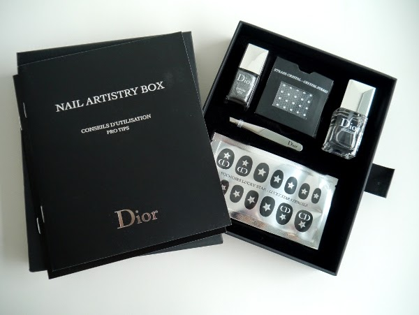 Dior Timeless Colour Icons Pre-Fall 2014 Collection Nail Artistry Box