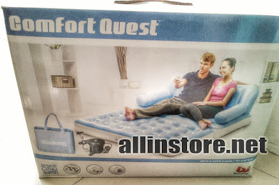 Sofa Angin / Air Sofa Bed 5in1 Multifungsi Comfort Quest BestWay Murah!!!