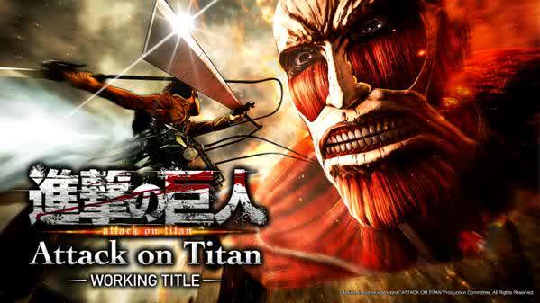 Video Promo Terbaru Untuk Game 'Attack on Titan' Ditampilkan