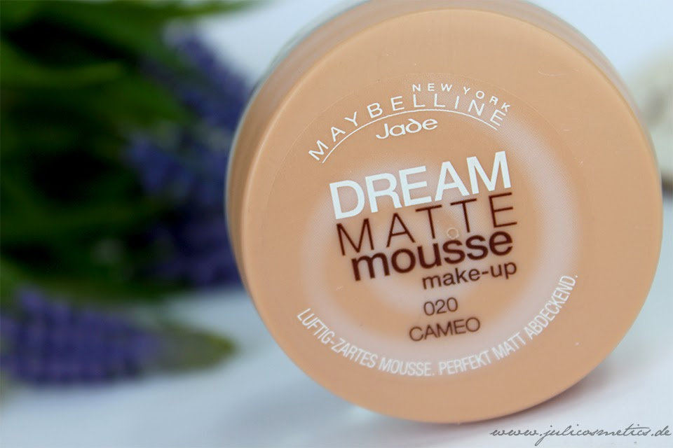 Maybelline Dream Matte Mousse Make-Up