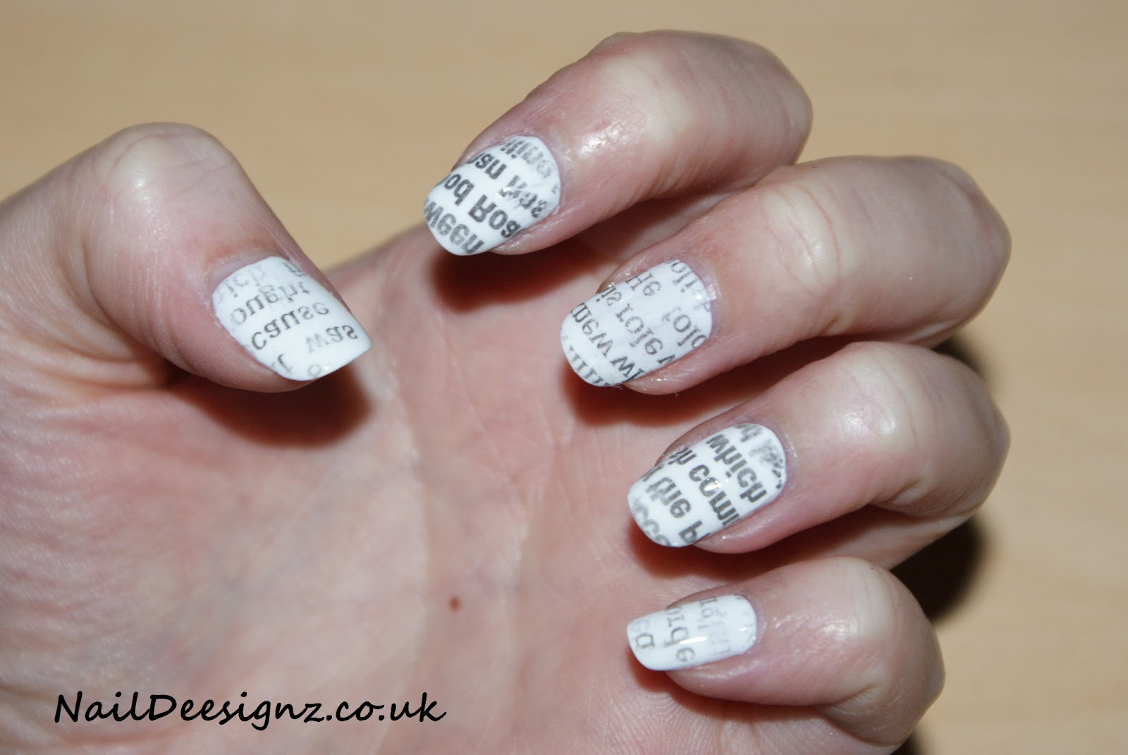 Christine\'s Nail Designs - Easy Nail Designs For Short Nails ...