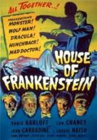 La mansion de Frankenstein (1980)