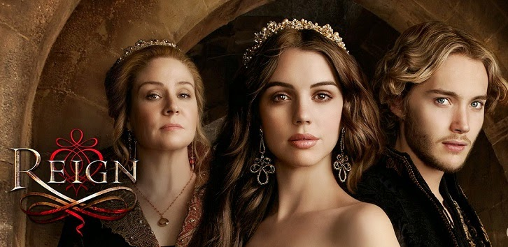 Reign - Episode 2.21 - The Siege - Press Release