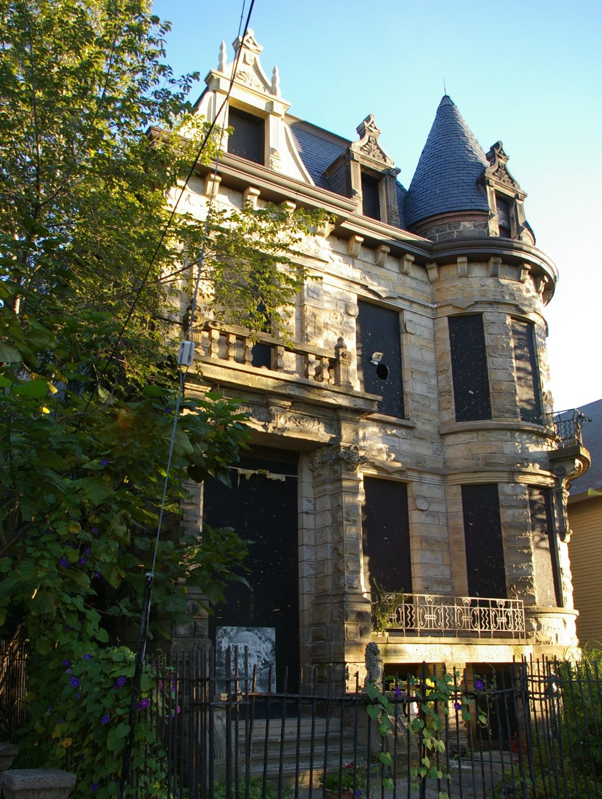 Cleveland S Notorious Franklin Castle Sold For House