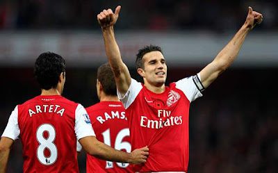 Arsenal 3 - 0 West Bromwich Albion (1)