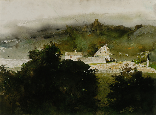 why not a blog andrew wyeth the observer 39 s eye