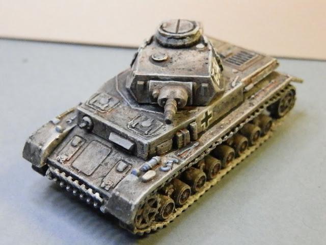 [FOW] Panzer IV E PB190756