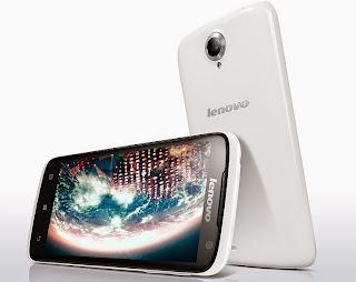 Spesifikasi Lenovo S820