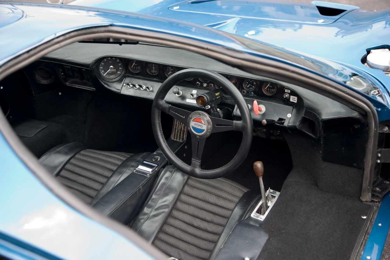 ford gt40 interior related keywords suggestions ford gt40 interior - 1966 Ford Gt40 Interior