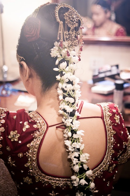 Beauty Culture Tamil Bridal Hairstyle