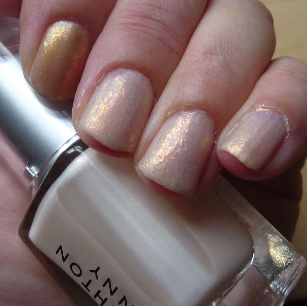 Nails and beyond: Leighton Denny Diamond Ivory - almost same as ...
