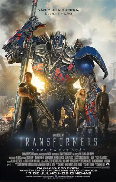 Resenha - Filme Transformers: A Era da Extinção