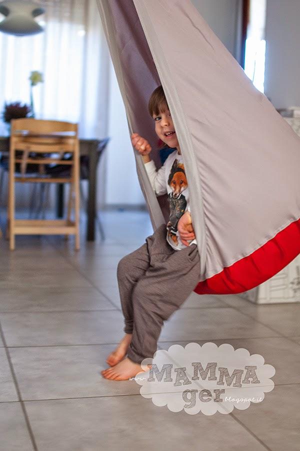 Mammager guarda come dondolo for Ikea altalena