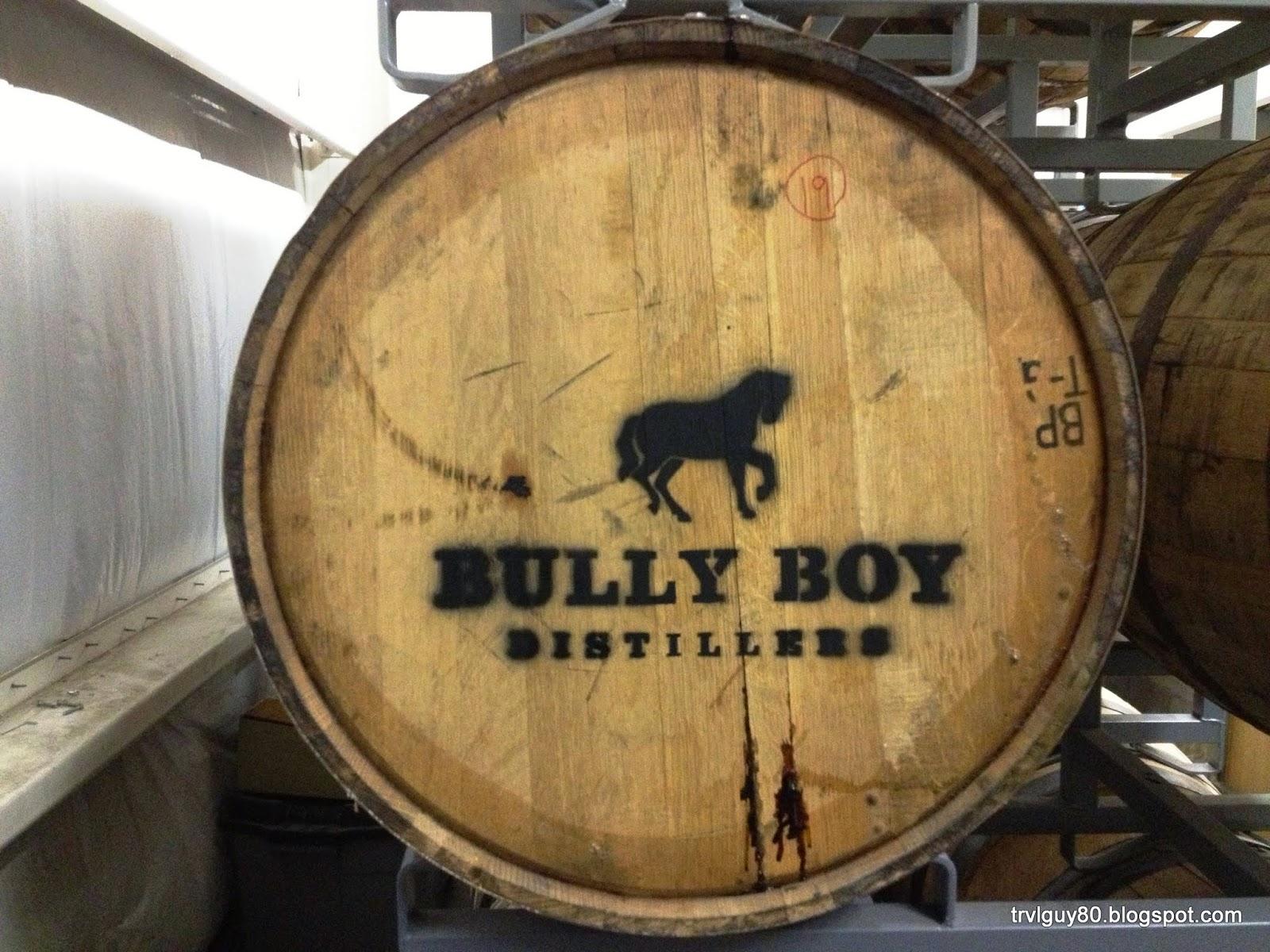 Bully Boy Distillery Tour