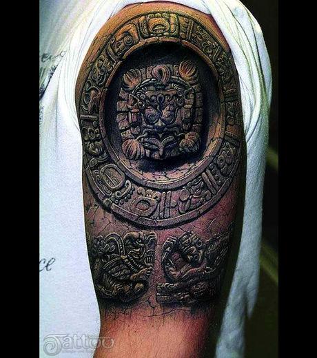 Extrêmement Mosaique-Art: Découvrez 19 tatouages bluffants de réalisme ! RR29