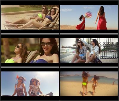 Julia Gubanova - To Be Rich (2013) HD 1080p Music Video Free Download