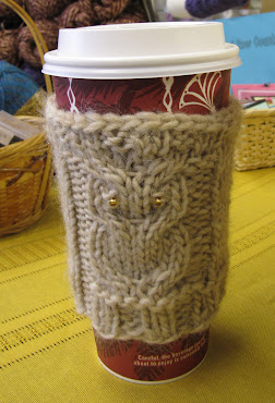 Owl Cozy Pattern