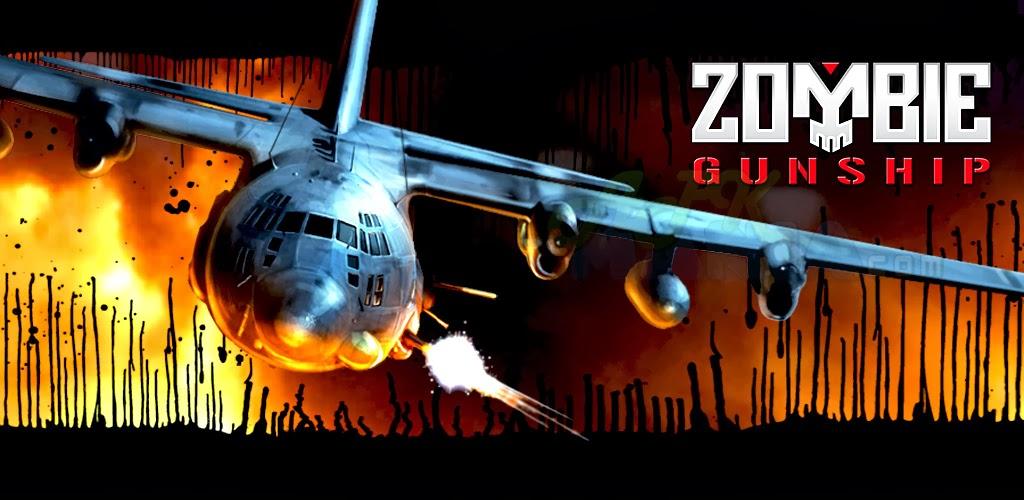 Zombie Gunship v1.11 APK Sınırsız Para Android Oyun İndir
