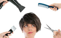 keterampilan untuk salon rambut