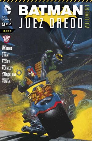 Batman / Juez Dredd - 1