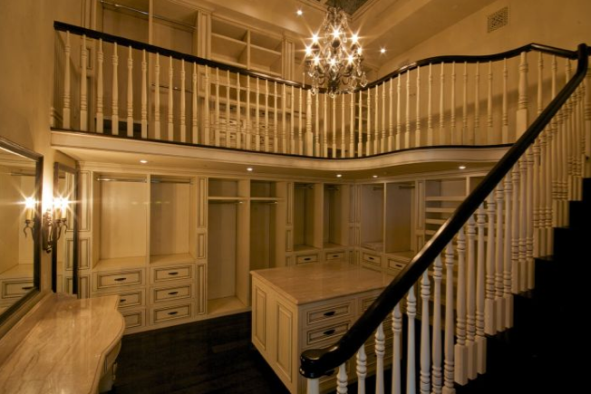 Would You Want A 2 Story Closet?!?