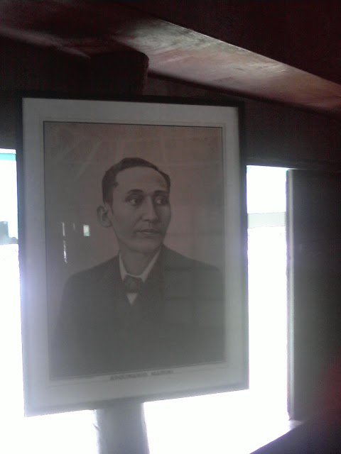PUPCET Day - Portrait of Apolinario Mabini