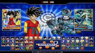 Dragon Ball Heroes PC Game 2011 MUGEN