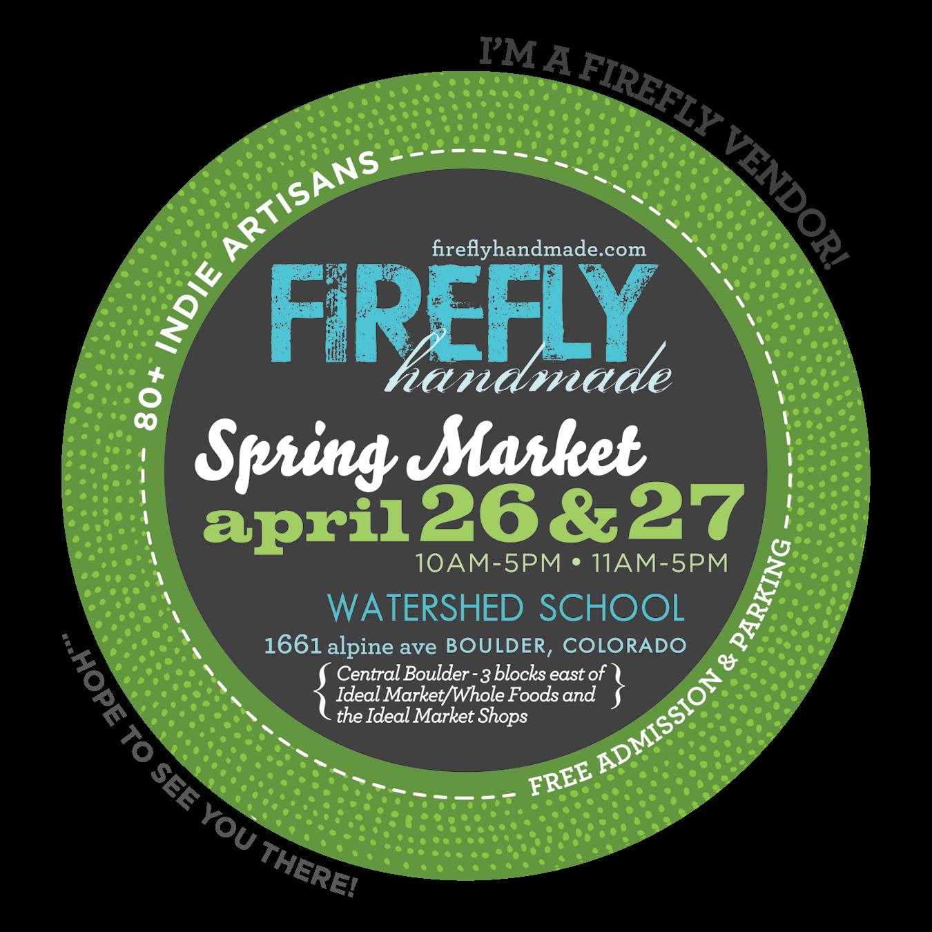 I'm a Firefly Vendor