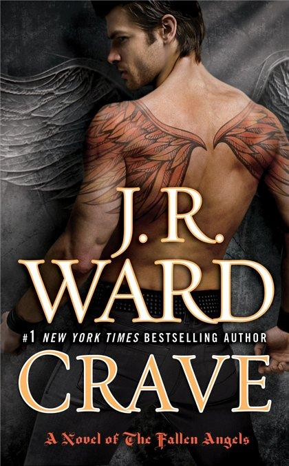 JR Ward...the bestselling author...com toda certeza!