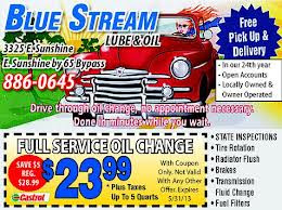 Best Oil Change Deals