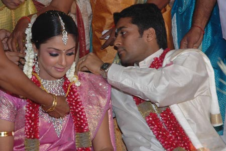 SuryaJyothika Wedding Wallpapers