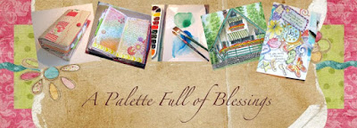 A Palette Full of Blessings