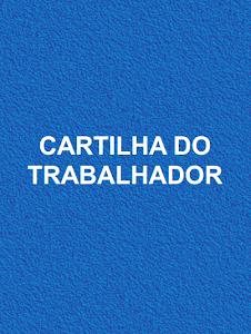 CARTILHA DO TRABALHADOR - MPT